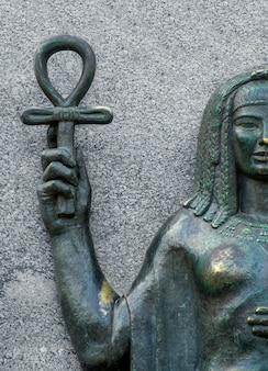 エジプトの生命の鍵