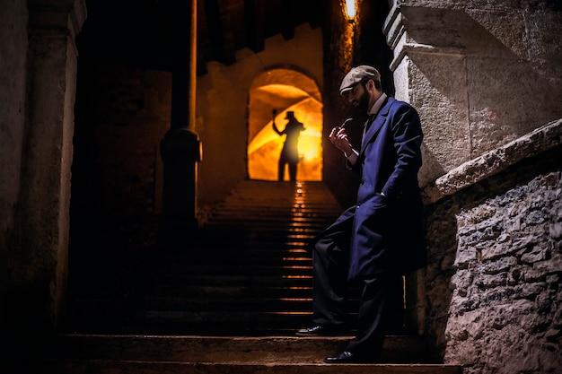 Шерлок и убийца