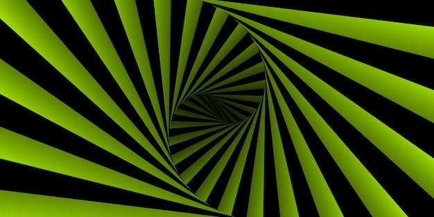 Абстрактный туннель фон