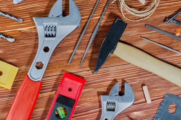 家事をするための一連の作業ツール