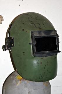 溶接マスク