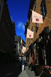 Стокгольм, флаги