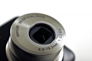 ニコンデジタルカメラ、ニコン、写真