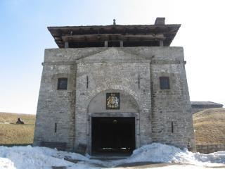 Вход форт ниагара