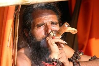喫煙の巡礼者