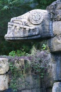 インカの像