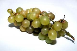 Распадающейся винограда кластера