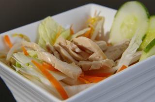 Куриный салат, здоровье