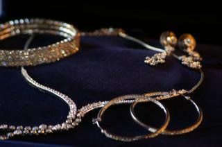Кристаллические ювелирные изделия
