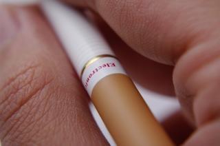 Электронной сигареты, сигареты