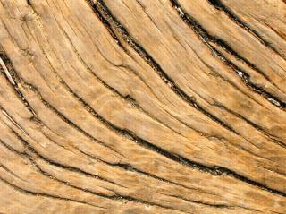 Старый шаблон деревянное зерно