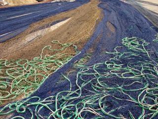 漁網、農村部の