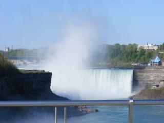 ナイアガラの美しさは、現在の滝