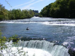 ナイアガラの美しさは、風景の滝