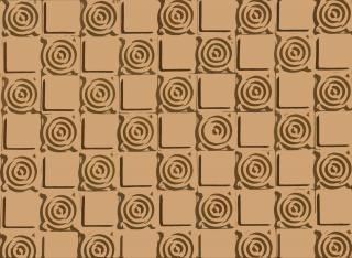 タイルパターンのタイトル