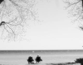 オンタリオ湖、オシャワ