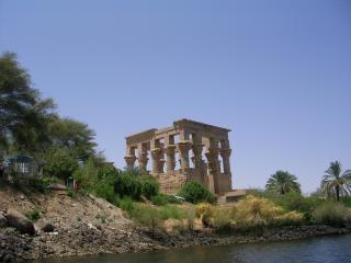 は、ナイル川エジプト