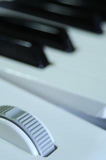 音楽キーボード、変調