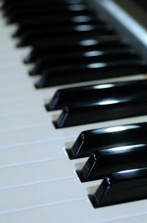 音楽キーボード