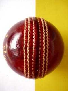 クリケットのボール