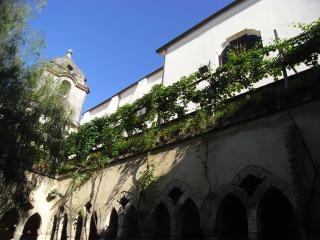 聖フランチェスコの回廊、ソレント