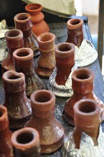 テラコッタポット、花瓶