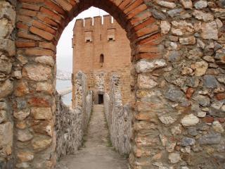 アランヤの要塞