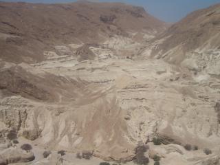 砂漠、風景、自然