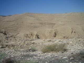 砂漠、風景