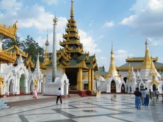 Мьянма архитектуры