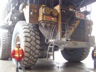 Магистральных грузовиков и меня