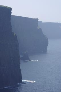モハーアイルランドの崖