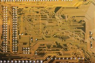 Электронная схема, технологические