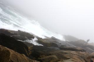 Тормозной волны, погода