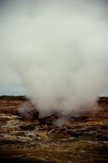 Геотермальной активности
