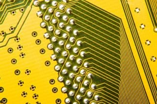 電子回路板のスキーム