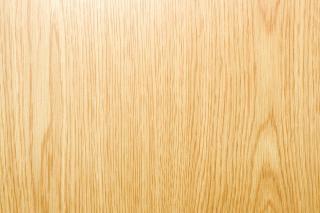 木材の背景色のデスク