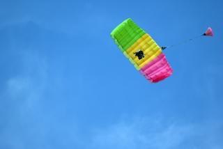 Тандем парашютный спорт