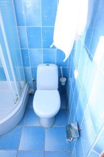 Голубой ванной