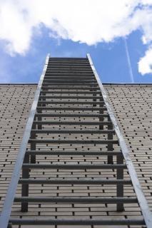 Лестница стены