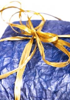 Подарок ящик