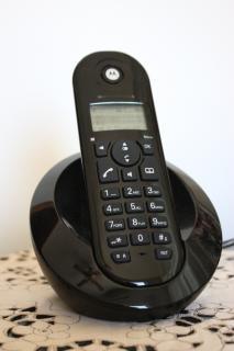 コードレス電話の電話
