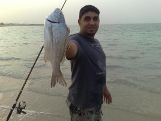 Рыбак улова