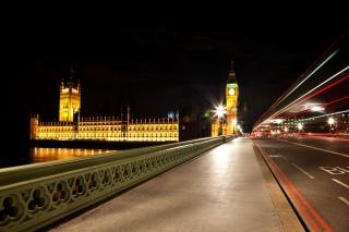 ロンドンの明かり