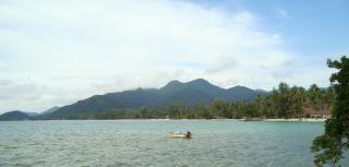 チャン島の島