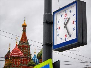 モスクワ時間