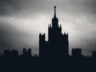 スターリンの超高層ビル