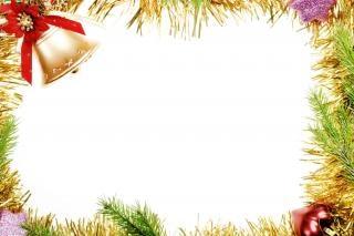 クリスマスフレームボーダー年