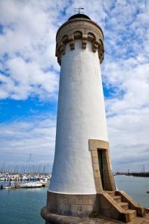 キブロン灯台構造