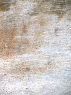 テクスチャ傷金属の背景